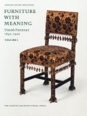 FURNITURE WITH MEANING<br>DANISH FURNITURE1840-1920