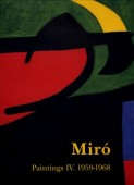 JOAN MIRÓ DRAWINGS : CATALOGUE RAISONNÉ  <br>Vol.3 : 1960-1972